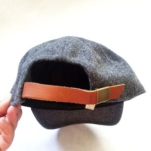 Madewell Accessories - Madewell Wool Blend Baseball Cap Gray NWT 3f482eb0df6b